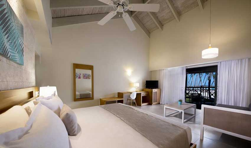 Club Jumbo : les hébergements dans les chambres d
