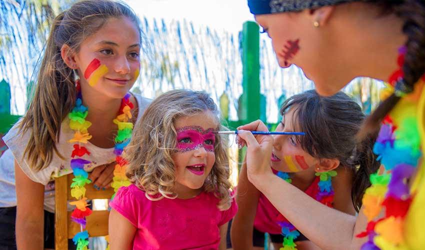 homair campings marvilla parks le domaine des naiades club enfant