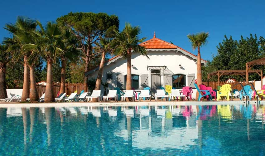 homair campings piscine couverte charlemagne - les méditerranées