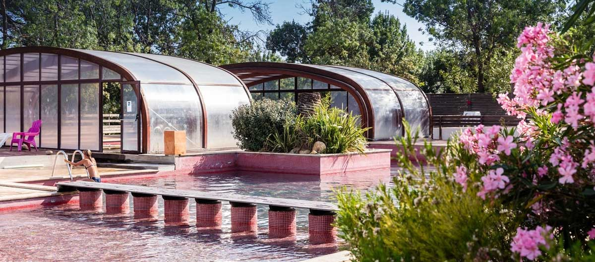 homair campings piscine couverte image principale camping la chapelle argeles