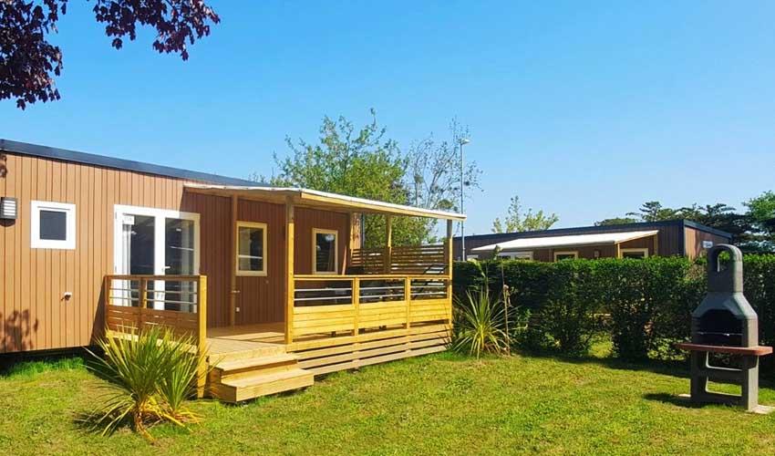 homair campings piscine couverte mobil home premium