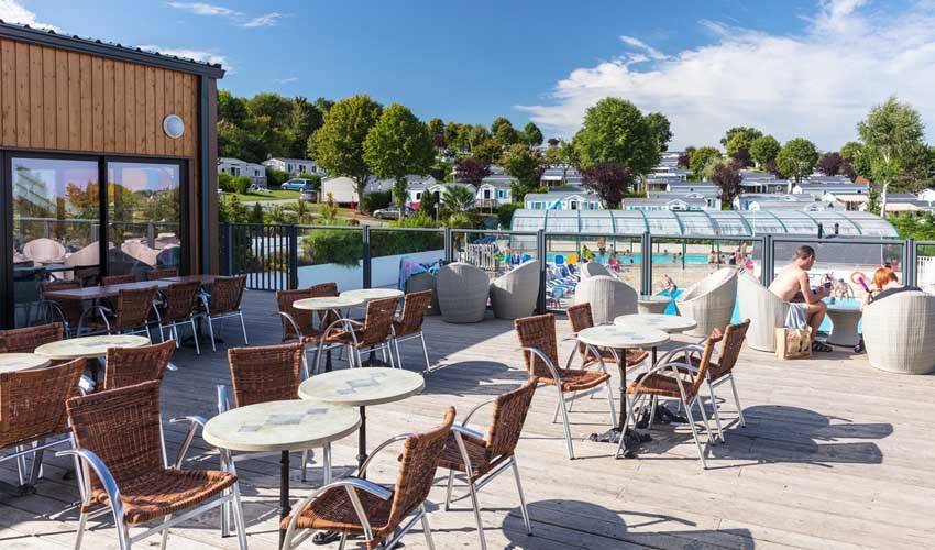 homair campings piscine couverte restauration services camping la vallee