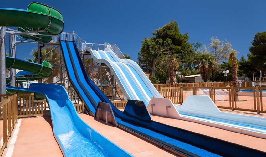 homair mobil home premium parc aquatique camping la palmeraie