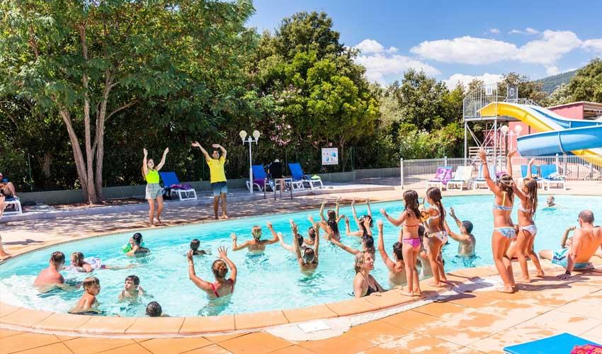 homair vacances plongee snorkeling club enfant animations camping corse acqua e sol
