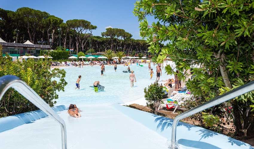 homair visiter italie en famille camping rome fabulous espace aquatique
