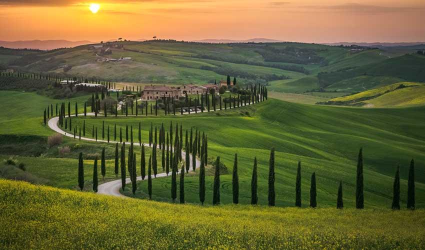 homair visiter l'italie en famille toscane les régions