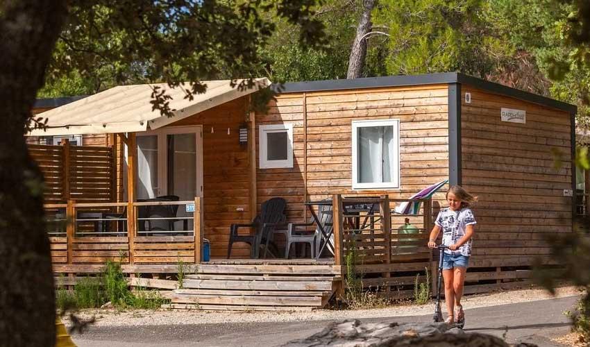 homair visiter provence les lacs du verdon mobil home premium