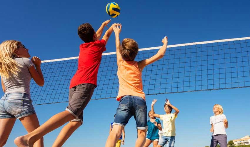 Sport pour les adolescents dans les clubs Jumbo