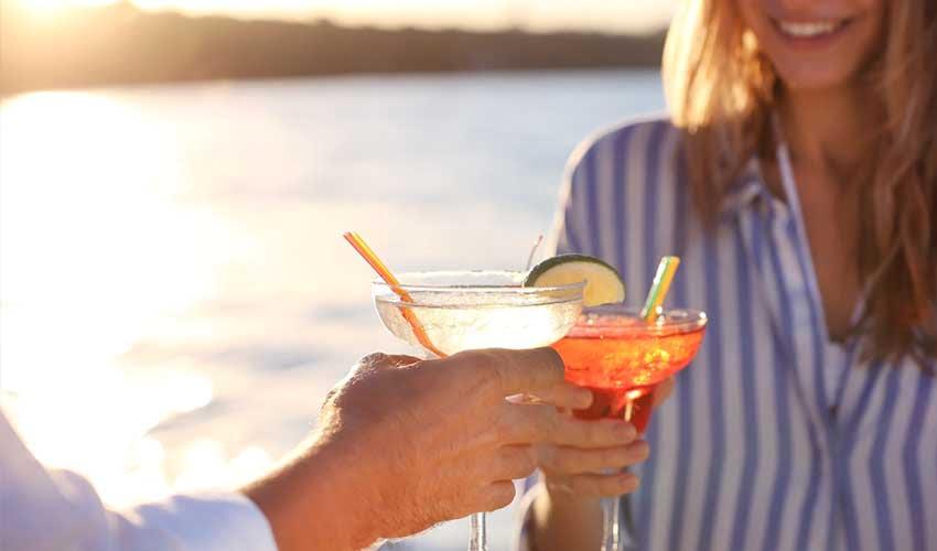 Cocktail dans la gamme Plus en club Marmara