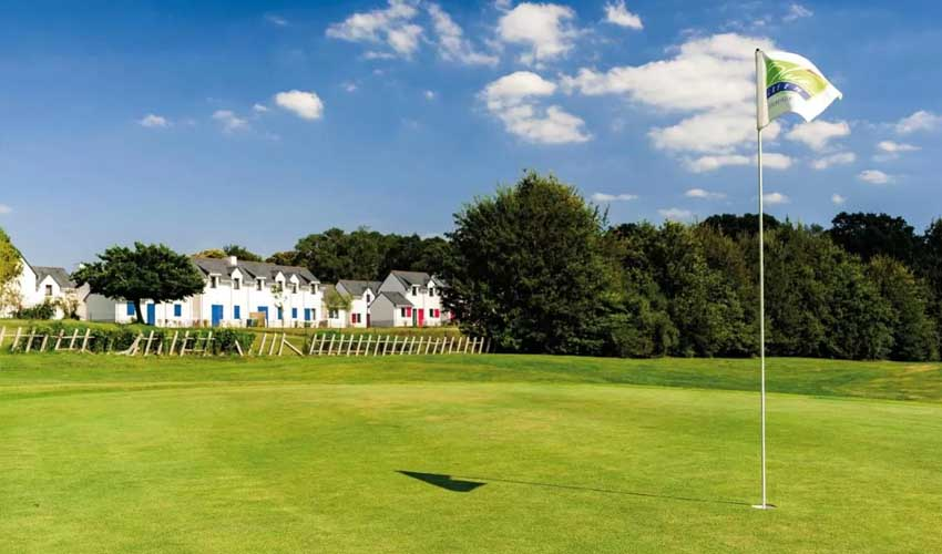 vacances golf residences lagrange golf de queven