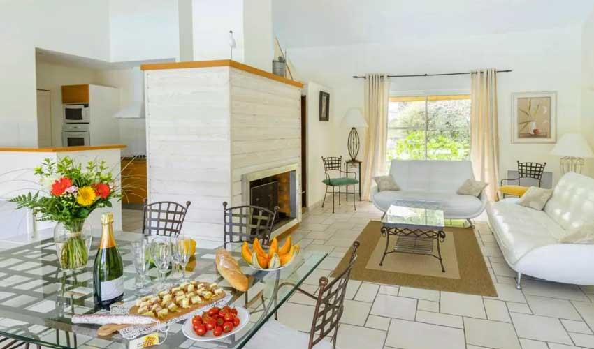 vacances golf residences lagrange villa et equipements