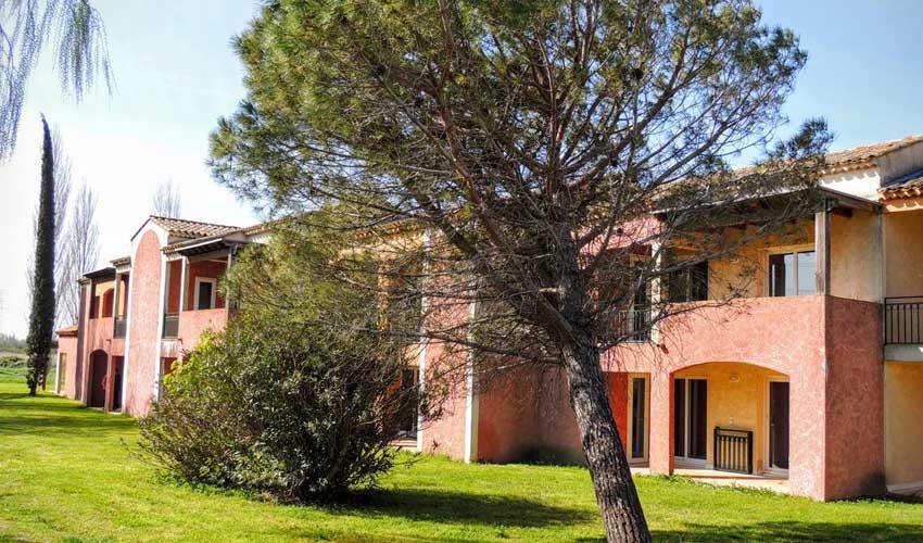 vacances lagrange partenaires hotel club l'olivier logements