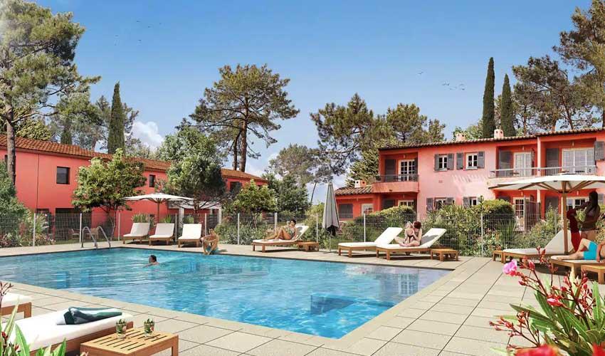 vacances lagrange partenaires residence club les chenes verts