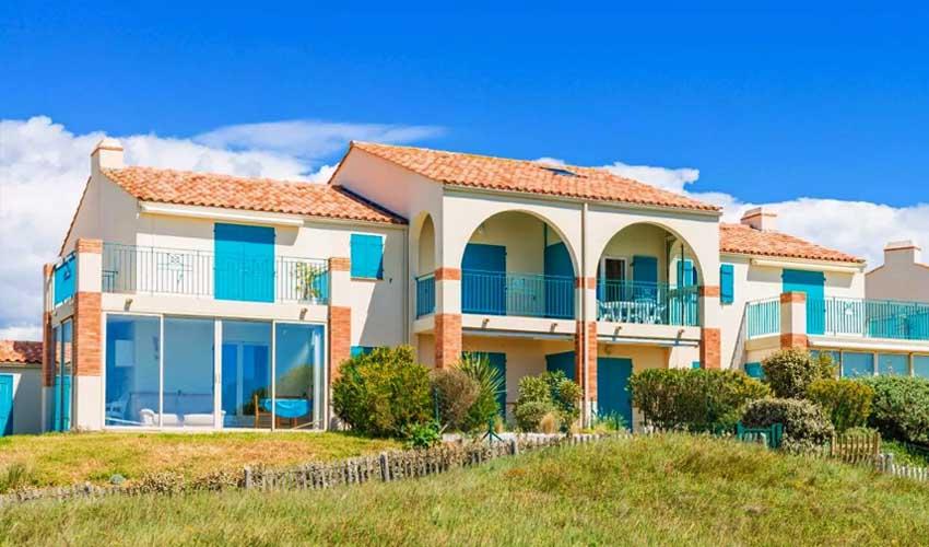 vacances lagrange residences bord de mer domaine grand large les oceanides vendee