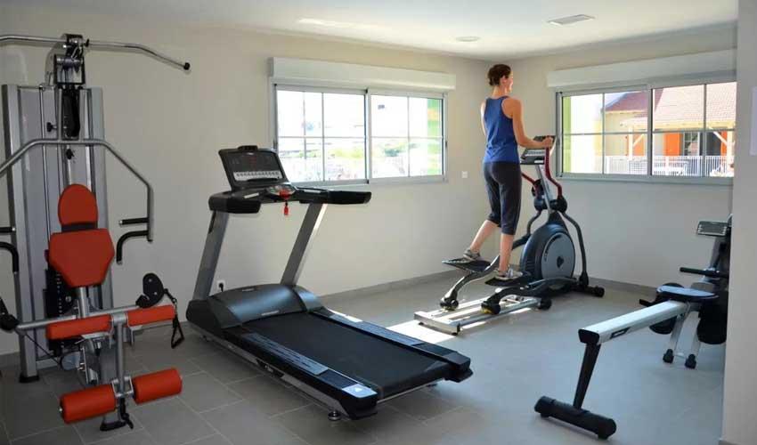 vacances lagrange residences bord de mer la grenadine salle de fitness