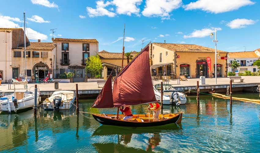 vacances lagrange residences bord de mer marseillan port