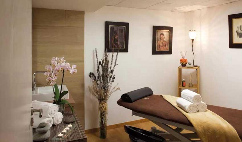 vacances lagrange residences spa l'alpenrose massages