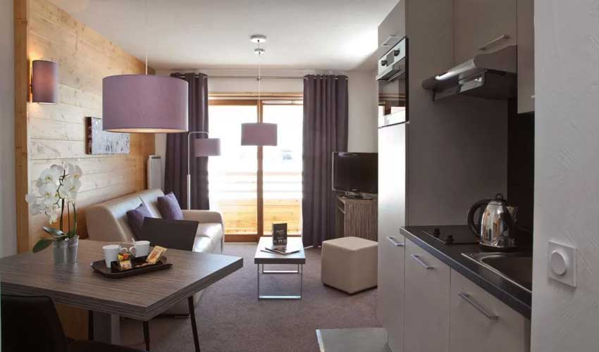 vacances lagrange residences spa lalpenrose logement