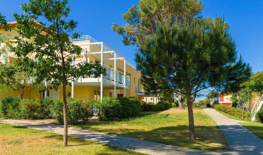 vacances lagrange residences spa les terrasses des embiez