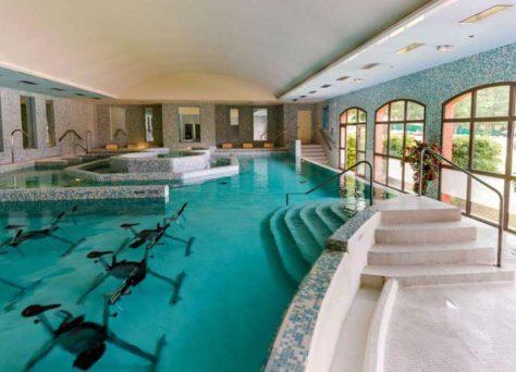 3 résidences Lagrange avec un espace bien-être : hammam, sauna, spa