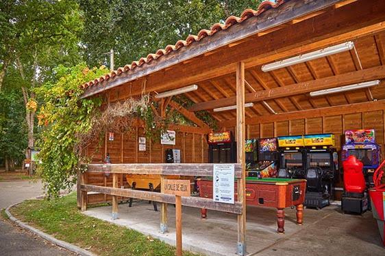 Camping club Tohapi Mayotte Vacances : Espaces enfants