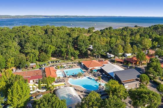 Camping club Tohapi Mayotte Vacances : Vue générale