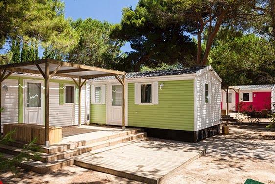 Camping-village Homair La Palmeraie : Chambres