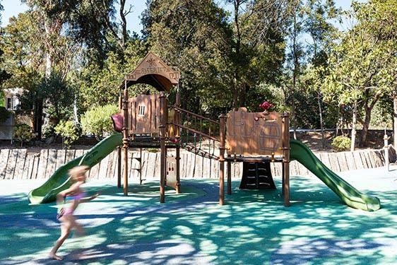 Camping-village Homair Le Domaines des Naïades : Espaces enfants