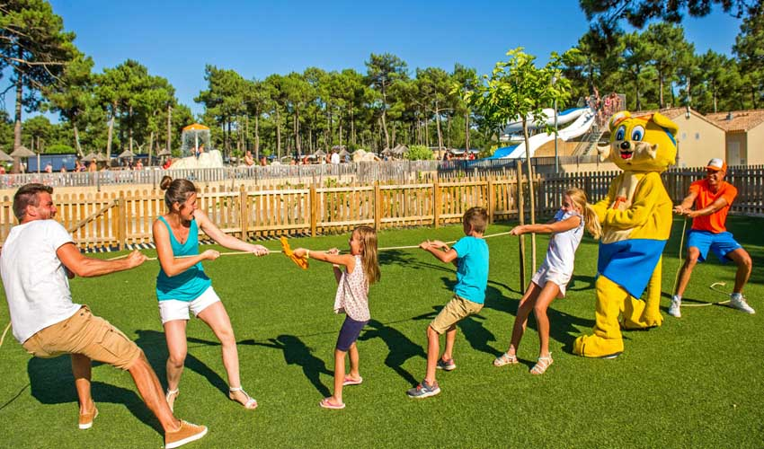 campings famille tohapi animations club enfant