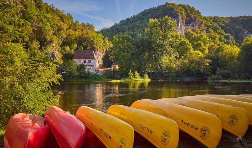 campings famille tohapi canoe kayak