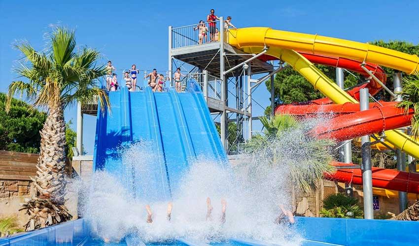 campings parc aquatique tohapi la sirene toboggans piscines