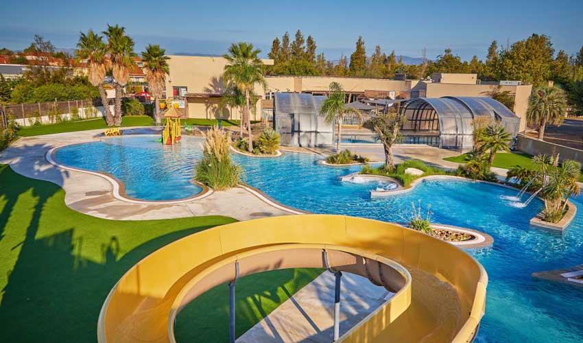campings parc aquatique tohapi les dunes piscines