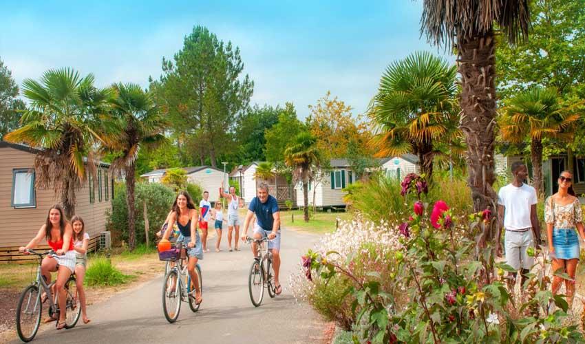 campings parc aquatique tohapi les vignes locations mobil homes