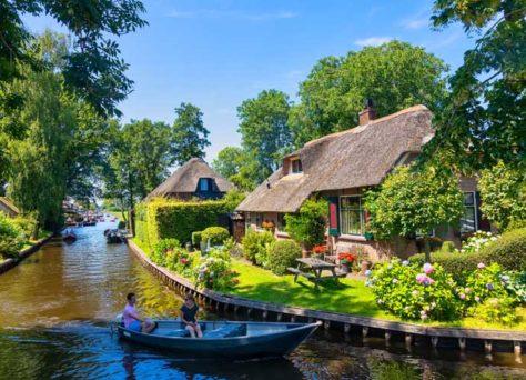 Camping aux Pays-Bas : la nature hollandaise avec Huttopia