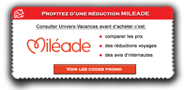 Code promo Miléade