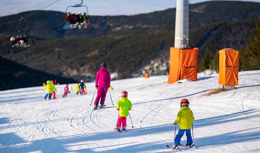 Cours de ski en club Belambra Sélection et club Belambra