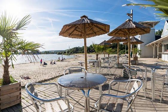 Domaine Center Parcs Lac d'Ailette : Restauration