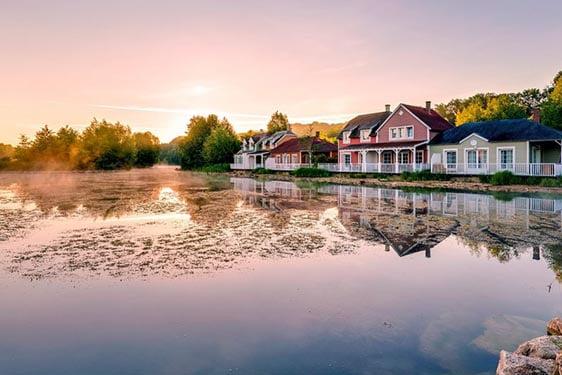 Domaine Center Parcs Lac d'Ailette