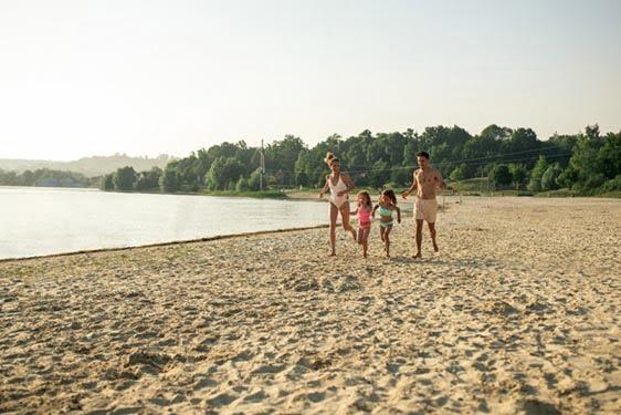 Domaine Center Parcs Lac d'Ailette : Aux alentours