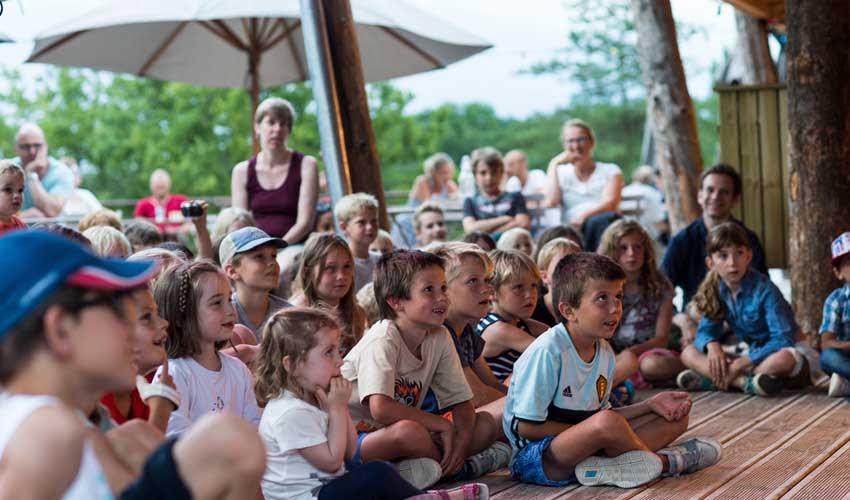 huttopia campings villages lacs village sud ardeche animations enfants