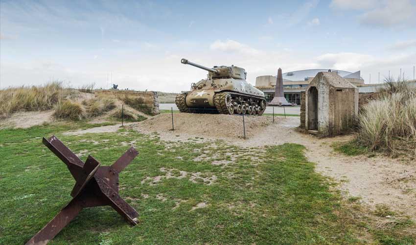 huttopia vacances campagne et terroir camping calvados normandie visiter les plages du débarquement histoire musées seconde guerre mondiale utah beach