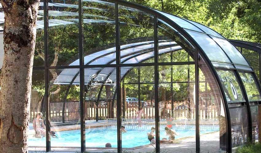 huttopia vacances campagne et terroir camping les chateaux piscine