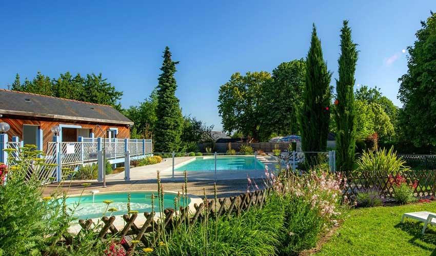 mileade hotels et villages piscine campagne