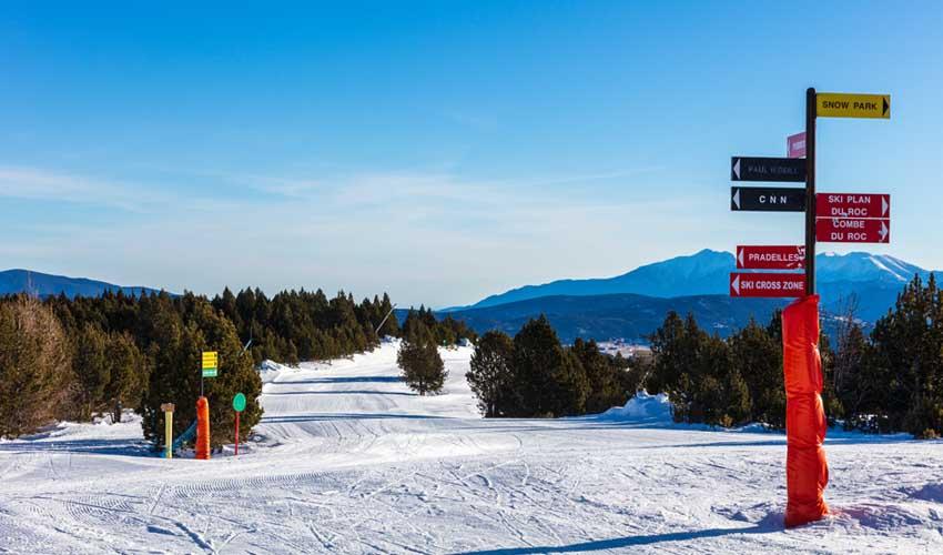 vacances hiver huttopia pistes ski font romeu