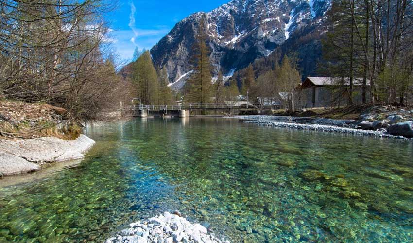 vacances hiver huttopia village vallouise nature