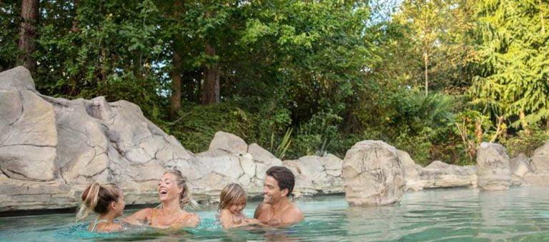 Center Parcs, vacance en famille dans la nature