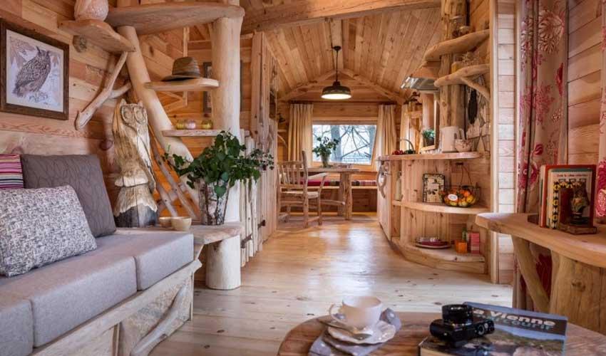 vacances nature center parcs le bois aux daims cottage location