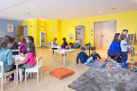 Résidence Club MMV L'Altaviva : Espaces enfants