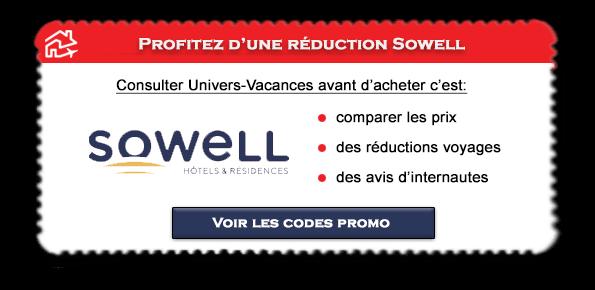 Code promo Sowell