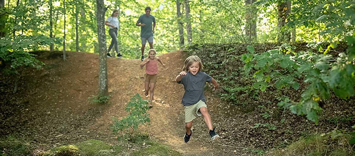 Vacances d'été en famille avec activités à Center Parcs